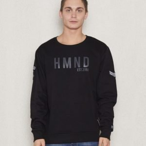 Adrian Hammond Keith Sweater Black