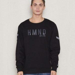 Adrian Hammond Keith Sweater Black