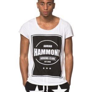 Adrian Hammond Marwin Tee White