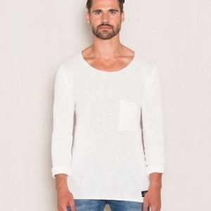 Adrian Hammond Nathan Sweater Off White