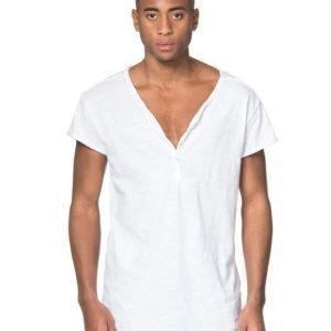 Adrian Hammond Rodney Washed Tee White