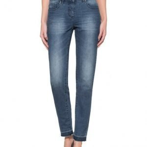 Alba Moda Green Pillifarkut Blue Denim