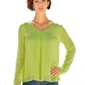 Alba Moda Green Pusero Kiivi