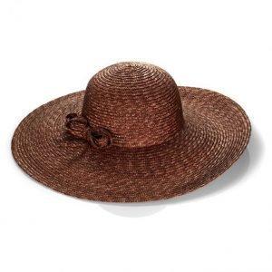 Alba Moda Hattu Ruskea