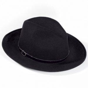 Alba Moda Huopahattu Musta