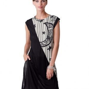 Alba Moda Red Mekko Black White