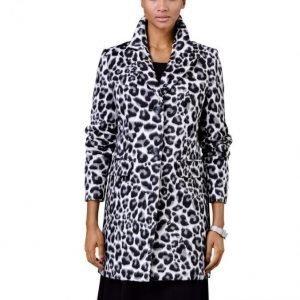 Alba Moda White Takki Leopardi