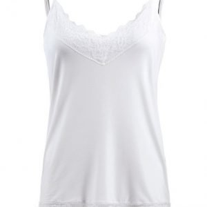 Alba Moda White Toppi Valkoinen
