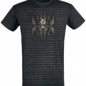 Alchemy England Ancient Demon T-paita