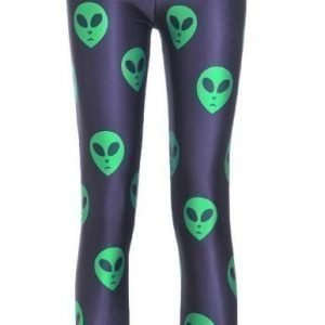 Alien Leggings Tights