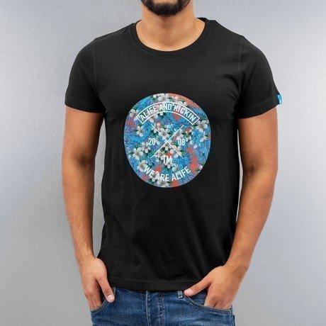 Alife & Kickin T-paita Musta