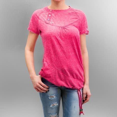 Alife & Kickin T-paita Vaaleanpunainen
