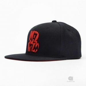 All City Halos Malcom B Snapback