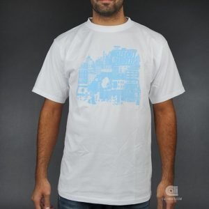 All Out Dubstep Ashes57 Collabo Tee