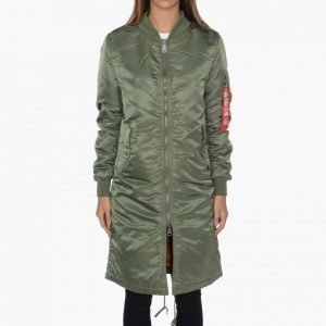 Alpha Industries Inc MA-1 Coat Wmn