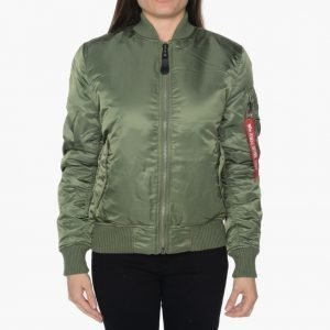 Alpha Industries Inc MA-1 SF Wmn