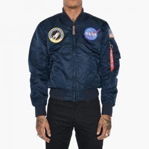 Alpha Industries Inc MA-1 VF NASA