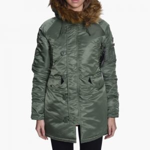 Alpha Industries Inc N3B VF 59 Wmn