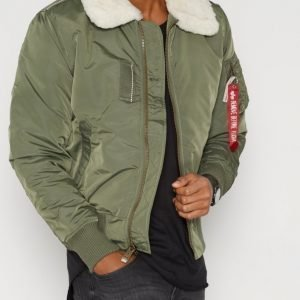 Alpha Industries Injector III Takki Green
