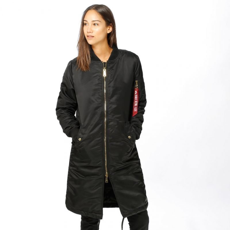 Alpha Industries MA-1 Coat PM -takki