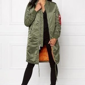 Alpha Industries MA-1 Coat Sage Green