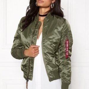 Alpha Industries MA-1 VF 59 S. Green