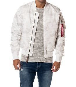 Alpha Industries MA-1 VF 59 White Camo