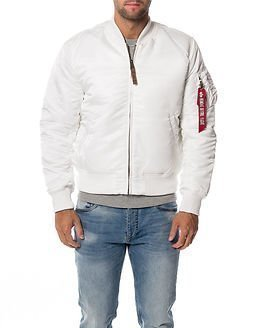 Alpha Industries MA-1 VF 59 White