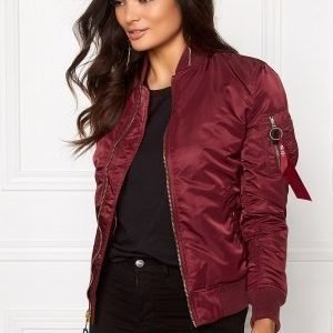 Alpha Industries MA-1 VF LW Burgundy