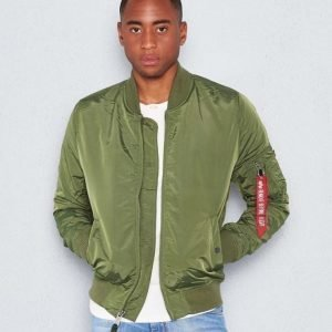 Alpha Industries MA1 TT Bomber 01 Sage Green