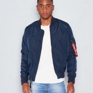 Alpha Industries MA1 TT Bomber 07 Replica Blue
