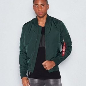 Alpha Industries MA1 TT Bomber 353 Dark Petrol