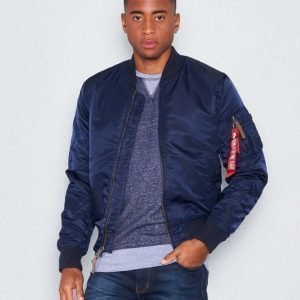 Alpha Industries MA1 VF 59 0 Bomber 07 Replica Blue