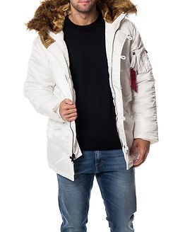 Alpha Industries N3B VF 59 White