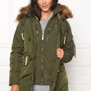Alpha Industries PPS N3B Jacket Dark Green