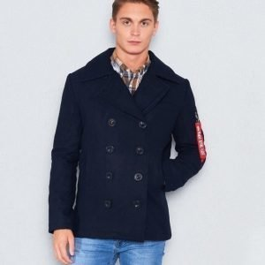 Alpha Industries Peacoat VF 02 Navy
