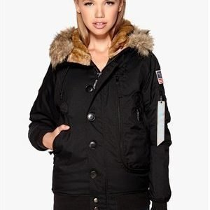 Alpha Industries Polar Jacket Black 03