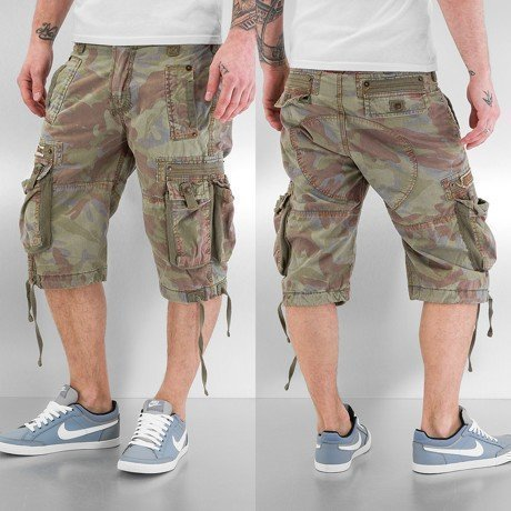 Alpha Industries Shortsit Camouflage