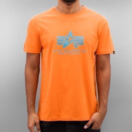 Alpha Industries T-paita Oranssi