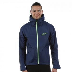 Alpinestars All Mountain Jacket Treenitakki Sininen / Vihreä