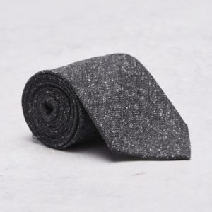 Amanda Christensen Black Collection Tie 8 cm 8 Black
