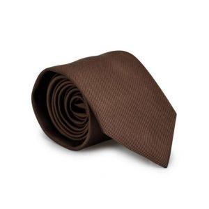 Amanda Christensen Classic Tie 8 cm Brown