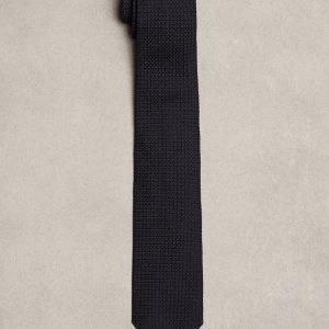Amanda Christensen Classic Tie Silk Solmio Navy