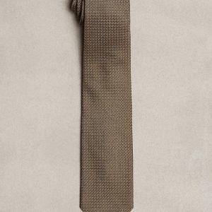 Amanda Christensen Classic Tie Silk Solmio Olive