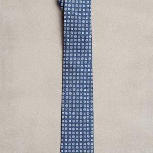 Amanda Christensen Classic Tie Silk Solmio Tummansininen