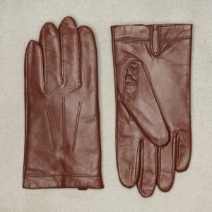 Amanda Christensen Gents Glove Käsineet Cognac