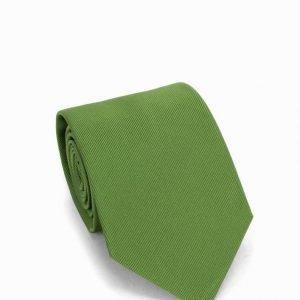 Amanda Christensen Silk Tie Solmio Green
