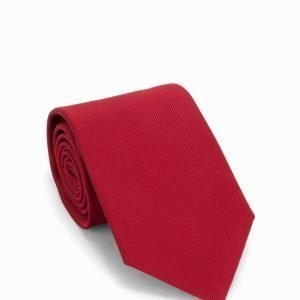 Amanda Christensen Silk Tie Solmio Red