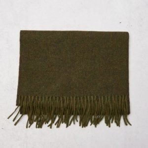 Amanda Christensen Wool Scarf Green