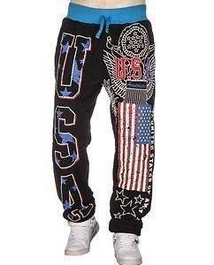 American Jogger Black/Blue